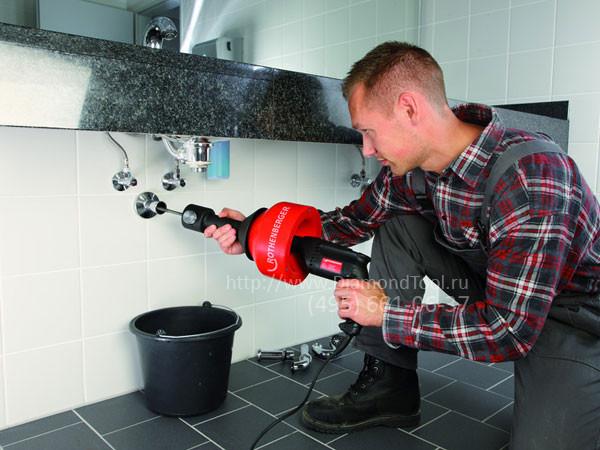 Как прочистить канализацию и устранить засор прочистка канализации