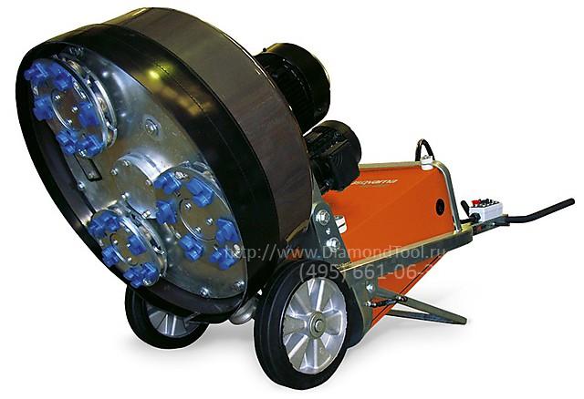 Betonski brusilni stroj