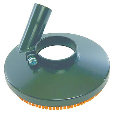 защитный вытяжной кожух для ушм под оснастку диаметром 125 мм